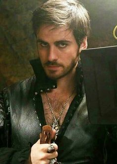 Colin O'Donoghue as Hook~