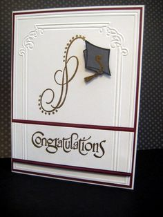 Texas State U Grad Card by Grandma Overboard - Cards and Paper Crafts at Splitcoaststampers