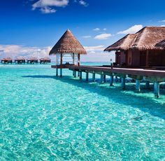 100+ Things to Do Before You Die Stay in an over water Bungalow