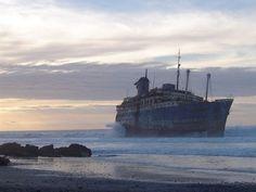SS America shipwreck wrecked_resultat