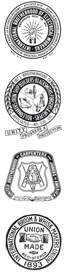Union Made label pictures
