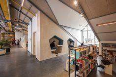 A Private Sezin School Open Roof Space by ATÖLYE - Design Milk