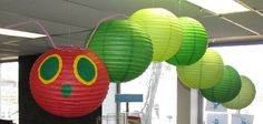 Very Hungry Caterpillar (Weymouth Public Library, via Flickr)