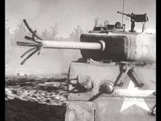 Knocked out Tank In Duty - YouTube