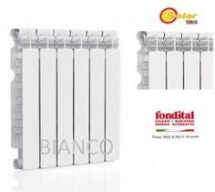 Elementi din aluminiu 600 Fondital Solar S5 - Calorifere aluminiu