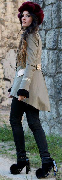 Trastámara by Madame De Rosa, cute jacket