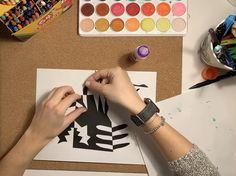 Kids Art Class, Art For Kids, Notan Design, Notan Art, Basic Art Techniques, Composition Art, Principles Of Art, Expressive Art, School Art Projects