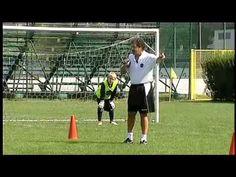 30 juegos y ejercicios de fútbol para tus sesiones con niños de 8-9 años parte 4/5 - YouTube