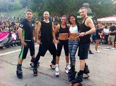 Workout & Live Music, Parcul Tineretului, Bucuresti