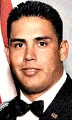 Army 1LT Osbaldo Orozco, 26, of Delano, California. Died April 25, 2003, serving during Operation Iraqi Freedom. Assigned to C Company, 1st Battalion, 22nd Infantry Regiment, Fort Hood, Texas. Died of injuries sustained when the vehicle he was in rolled over while traveling through rough terrain and responding to enemy fire in Iraq.