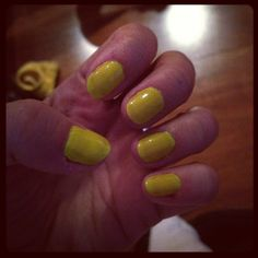 Citric nails!!!!!!!