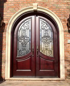 Doors Look Great With Our Precast Surrounds Fit Any Door And