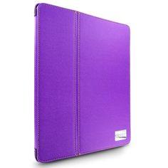 Cellairis Trek Folio for Apple iPad 2/New iPad - Purple