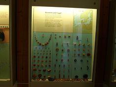 Amber beads (Wikinger Museum Haithabu)