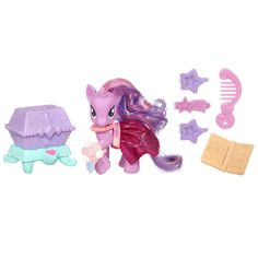 "My Little Pony Friendship Is Magic Bridesmaid Pony Figure - Twilight Sparkle - Hasbro - Toys ""R"" Us"