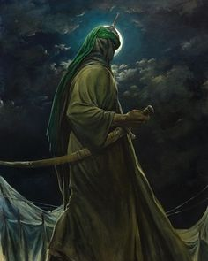 Ya Hussain Wallpaper, Imam Hussain Wallpapers, Calligraphy Print, Islamic Art Calligraphy, Karbala Pictures, Imam Hussain Poetry, Karbala Photography, Islamic Cartoon, Art Painting Gallery