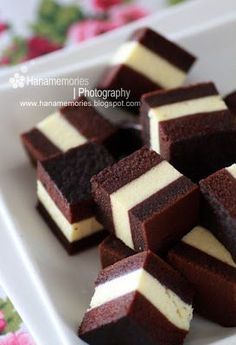 HaNa's FamiLy: Kek Lapis Kukus Cream Cheese