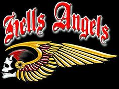 Hells Angels logo courtesy of MGN Online.