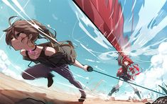 Lataa kuva Tian Ling, manga, Pohjois-Hollannissa Perhe, art, Tales of Demonit ja Jumalat Action Pose Reference, Action Poses, Art Reference Poses, Character Concept, Character Art, Concept Art, Art Anime, Manga Art, Arte Complexa