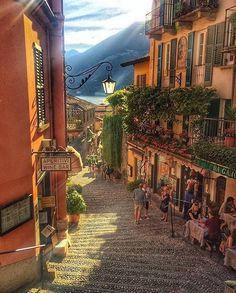 Bellagio, Italy Photography by @mariakoxx