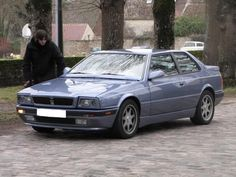 Maserati 2.24.v (1991-1993)