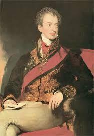 Prince Klemens von Metternich.-