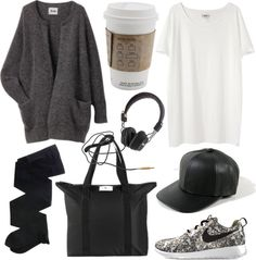 """""""Chill outfit"""" by sofiebsn ❤ liked on Polyvore"""