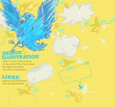 How to Create a One-of-a-Kind Twitter Background in Photoshop