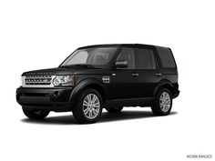 Land Rover LR4. Black. - Dream Car