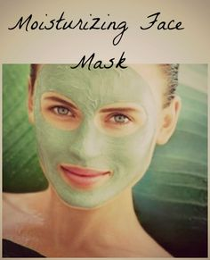 moisturizing face mask diy