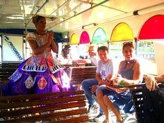 A Marinete do Forró foi uma atração à parte da nossa viagem a Aracaju. Música típica em meio a um ônibus temático que animou os turistas durante a viagem.  http://www.vidadeturista.com/atracoes/marinete-do-forro-aracaju-se.html  #aracaju #sergipe #BlogueirosEmAracaju #ap