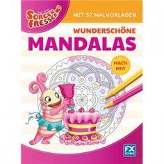 FX Schmid  - Gerd Hahns Sorgenfresser: Wunderschöne Mandalas
