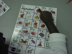 Keen On Kindergarten: Alphabet Practice
