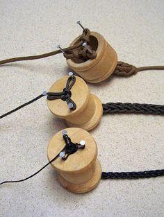 spannende Techniken für die Strickliesel  #Strickliesel #DIY #selbermachen #stricken #knitting #Strickanleitung #Anleitung #pattern #Wolle #Garn #kreativ #Idee #Inspiration