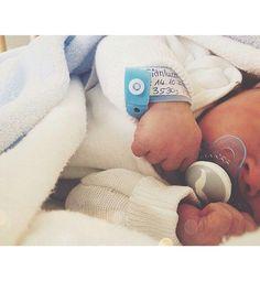 baby, cute, and newborn image