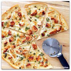 Thin-Crust BBQ Chicken Pizza Recipe | Key Ingredient