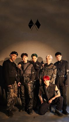 Baekhyun, Kai Exo, Exo Chen, Bts And Exo, Park Chanyeol, K Pop, Exo Album, Exo Lockscreen, Z Cam