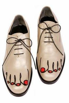 Comme des Garçons shoes f/w 2009
