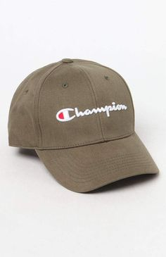 dfae60cc01753 Champion Classic Twill Strapback Dad Hat - Pink 1Sz