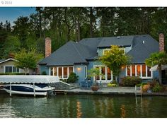 Squarespace - Claim This Domain Hillsboro Oregon, Lake Oswego, Cabana, Home And Family, Mansions, House Styles, Building, Home Decor, Decoration Home