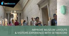 Beacon App, Museums, Gain, Behavior, Insight, Layouts, Apps, Behance, App