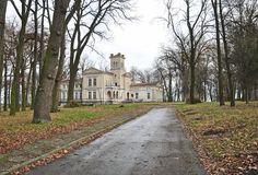 Pałac w Łoniowie wzniesiony w 1885 roku dla rodziny Moszyńskich herbu Nałęcz. Obecnie własność prywatna.