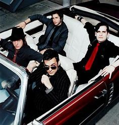 Interpol. Get in loser, we're going shopping!