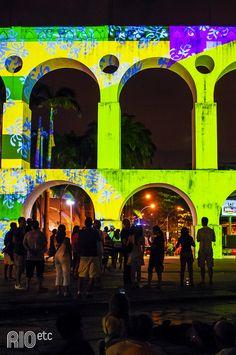 Aqueduto da Carioca/Arcos da Lapa, Lapa - Rio de Janeiro