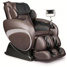 Osaki Massage Chair Shiatsu & Swedish Massage Chair by Osaki. $2.90. Osaki Massage Recliner Chair OS-4000 Deluxe Zero GravityFree White Glove in Home Set Up and Delivery worth $299, no tax.Zero gravity designed with a set of S-track movable intelligent massage robot, special focus on the neck, shoulder and lumbar massage according to body curveAutomatically detect the whole body curve as well as make micro adjustments, which brings more humanistic and scientific massag...