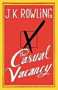 Currently reading this. This is the first 'adult' novel written by Harry Potter author JK Rowling. So far, I´m enjoying, although it's quite a switch from the magical world she spent the last decade writing about.