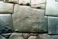 on something, jmeijide: piedra de doce ángulos . cuzco ....