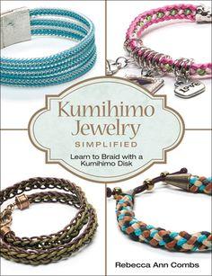 Traditional kumihimo with a modern twist! $22.99