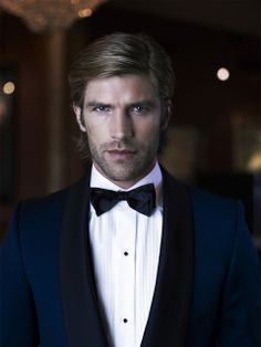 men's styling: Black Tie Event - The Bow Tie