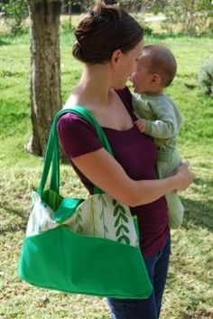 free diaper bag patt